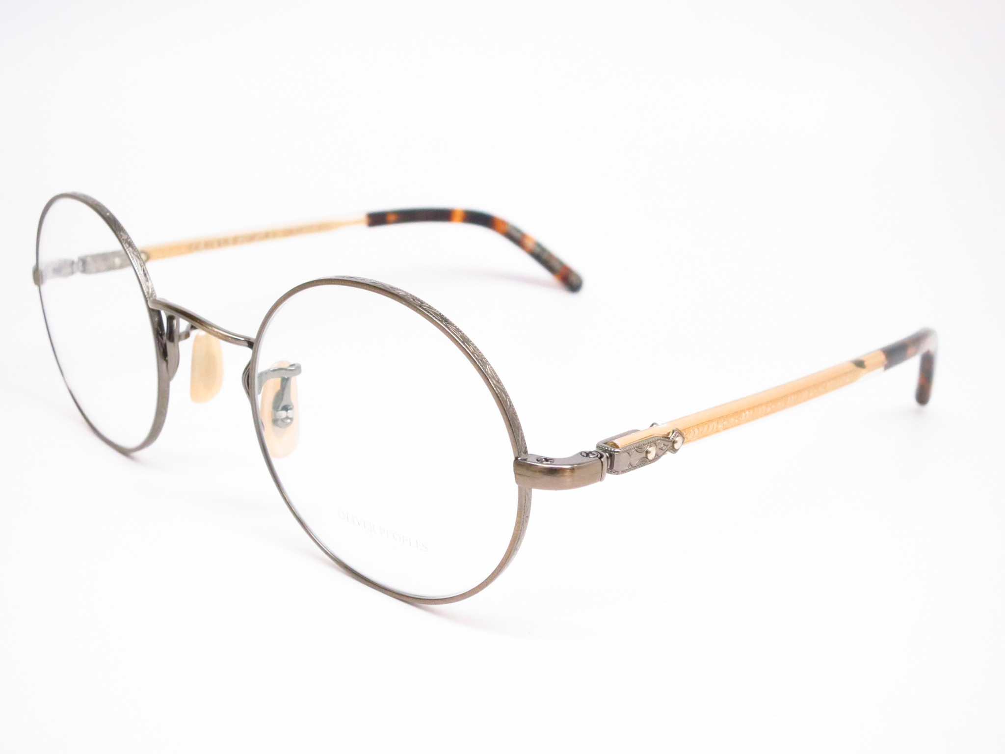 bff84a4e282 Oliver Peoples Overstreet OV 1190 Eyeglasses - Eye Heart Shades